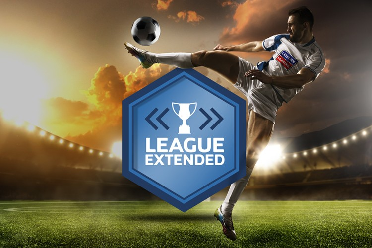 League  Schedule Extended