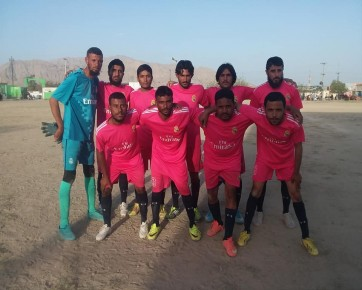 Baba e Balochistan football club khuzdar